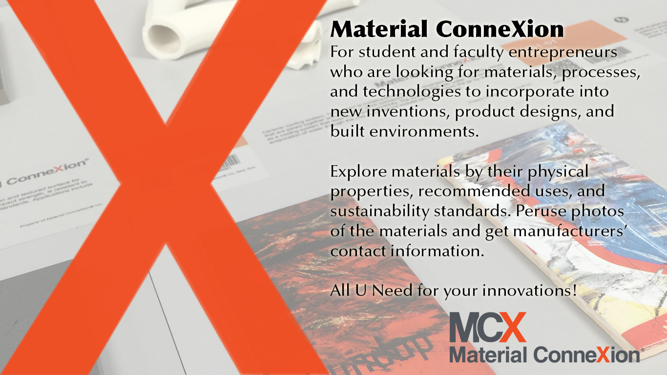 Database of the Month: Material Connexion