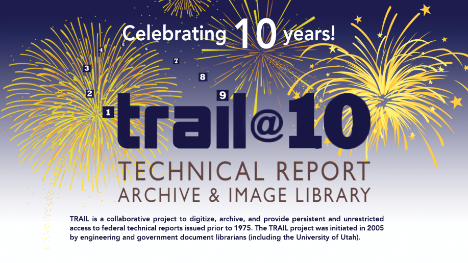 Database of the Month: Trail @ 10 - Technical Report and Image Archive